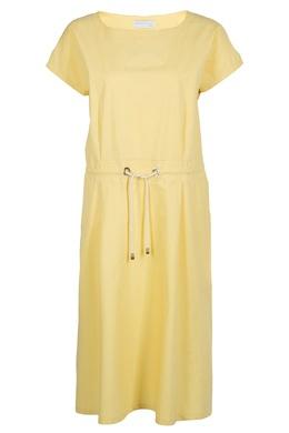 Желтое платье в спортивном стиле Fabiana Filippi 2658160405