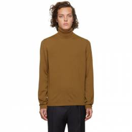 Hugo Tan Wool San Thomas Turtleneck 192084M20500903GB
