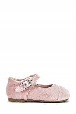 Розовые туфли из бархата Age Of Innocence 1396161035