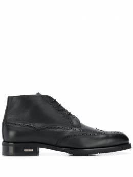 Baldinini ботинки с перфорацией 046707ADELO000000XXX