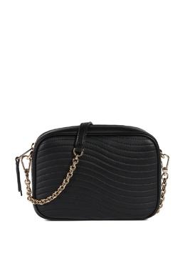 Черная сумка прямоугольной формы Swing Furla 1962161716