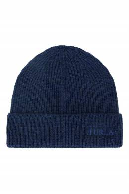 Синяя шапка Diletta Furla 1962161740