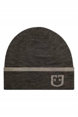 Серая шапка с монограммой Noa Furla 1962161738