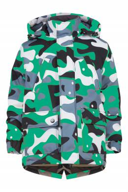 Яркая куртка с рукавицами #MumOfSix 2642161468