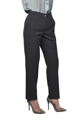 Прямые серые брюки со стрелками Manila Grace 3056161325