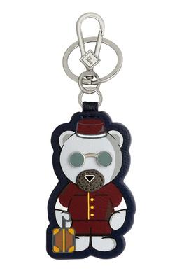 Брелок в виде медведя с чемоданом Kumaflage Furla 1962161808