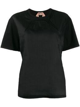 No. 21 футболка со вставками N2SF0514157