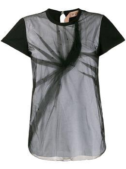 No. 21 футболка с короткими рукавами N2SF0214157