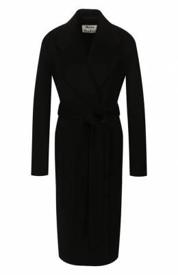Шерстяное пальто Acne Studios A90185