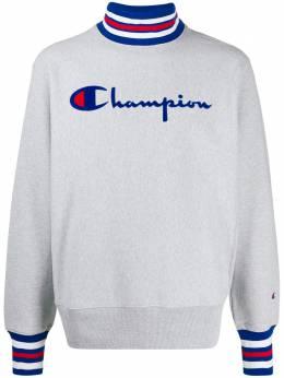 Champion толстовка в полоску 213698