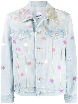 Sjyp джинсовая куртка PWMT1DJ36900