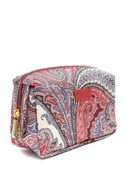 Разноцветная косметичка-клатч Etro 907159060