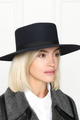 Серая шляпа из шерсти Alberta Ferretti 1771163267