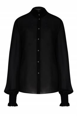 Шифоновая блуза с рукавами бишоп John Richmond 2678162902