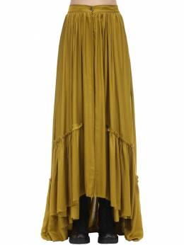Платье Из Вискозы Ann Demeulemeester 70I51J005-MDQ40