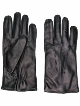 Ann Demeulemeester stitched leather gloves 19028600336