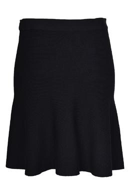Черная юбка со складками Liu Jo 1776163367
