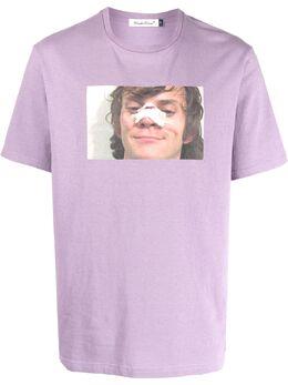 Undercover футболка с принтом UCX3812