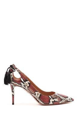 Красные туфли Forever Marilyn 85 Aquazzura 975163176