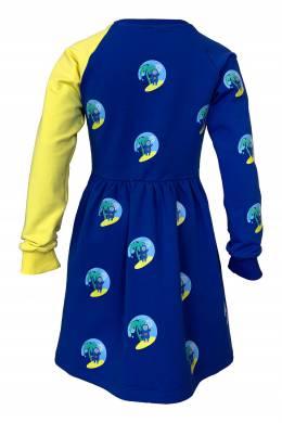 Трикотажное платье #MumOfSix 2642161474