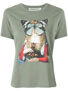 Undercover футболка с графичным принтом UCX2801