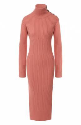 Шелковое платье See By Chloe CHS19AMR02510