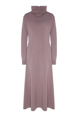 Серое платье из кашемира Agnona 2540163643