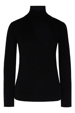 Плотная водолазка черного цвета Agnona 2540163645