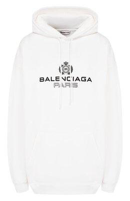 Хлопковое худи Balenciaga 578135/TGV70