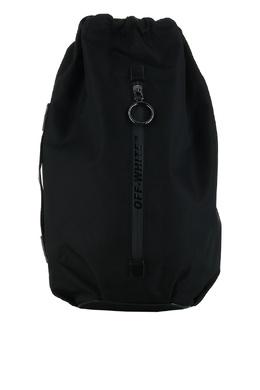 Черный текстильный рюкзак Off-White 2202165139