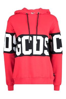 Красный спортивный костюм с отделкой GCDS 2981165053