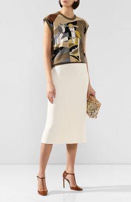 Шерстяной жилет Dolce & Gabbana FX600T/JAMJ4
