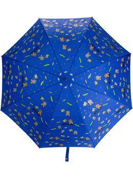 Moschino зонт с принтом 804563AUTOP