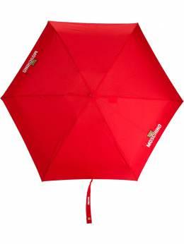 Moschino зонт с логотипом 8042SUPERMINIC