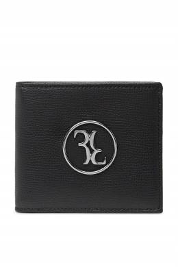 """Черный кожаный кошелек """"Billionaire"""" 1668156220"""