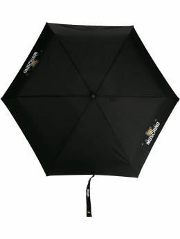 Moschino зонт с логотипом 8042SUPERMINIA