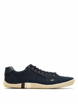 Osklen Riva panelled trainers 50159