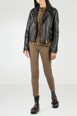 Свитшот с леопардовым принтом No. 21 35165367