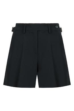Черные шорты со стрелками Red Valentino 986165453