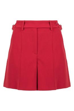 Красные шорты со стрелками Red Valentino 986165452