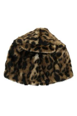 Шапка с леопардовым узором No. 21 35165386