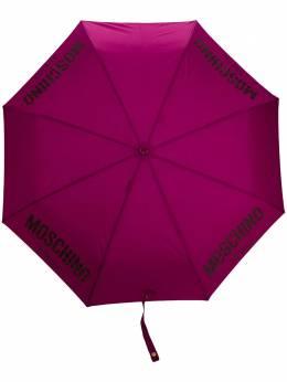 Moschino зонт с логотипом 8021OPENCLOSEX