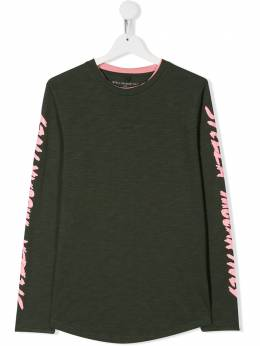 Stella McCartney Kids футболка с логотипом 566311SNJF33064