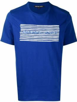 Michael Kors футболка с логотипом CU95HEVFV4