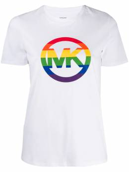 MICHAEL Michael Kors футболка с логотипом MU95M7U97J