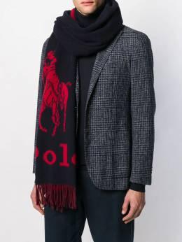 Polo Ralph Lauren шарф с логотипом 449775974
