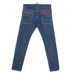 Dsquared2 Indigo Denim Slim Fit Jeans M 236065