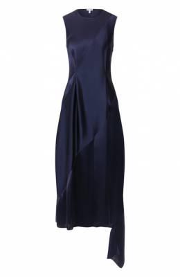 Платье из вискозы Loewe D2296620FA