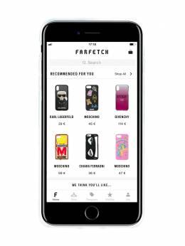 Chiara Ferragni чехол для iPhone 7/8 Plus 'Chiara's Suite' CFCIP67P017