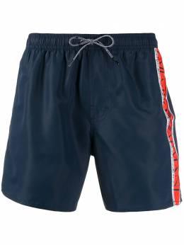 Emporio Armani плавки-шорты с логотипом 2117409P425